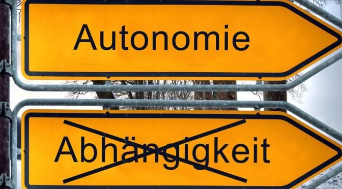 Meer of minder autonomie?