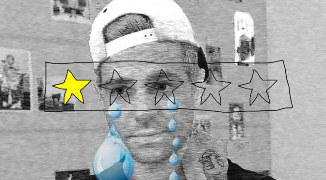 Hoe vergaat het kunstenaars die een één-ster-recensie krijgen?